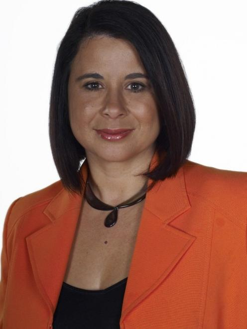 '1News' Pacific correspondent Barbara Dreaver. Photo: TVNZ