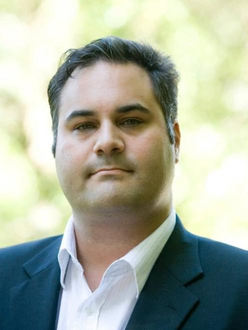 Aaron_Bhatnagar. Photo: NZ Herald