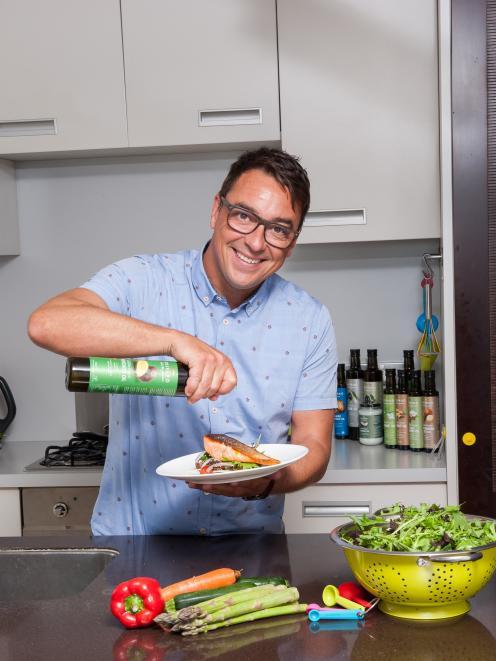 Celebrity chef Brett McGregor. Photo: Supplied