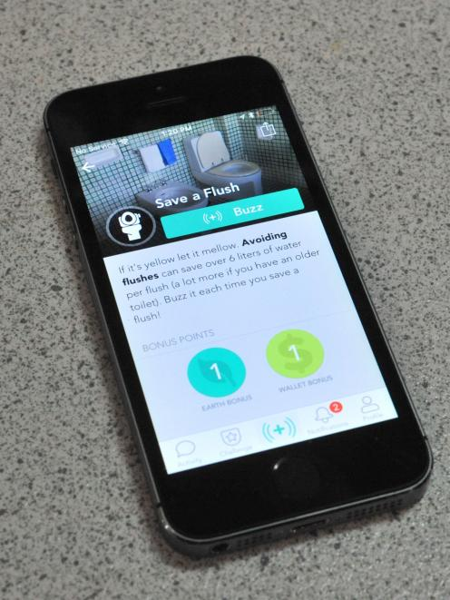 JouleBug provides social media-type incentives for taking steps towards sustainability. It'll...