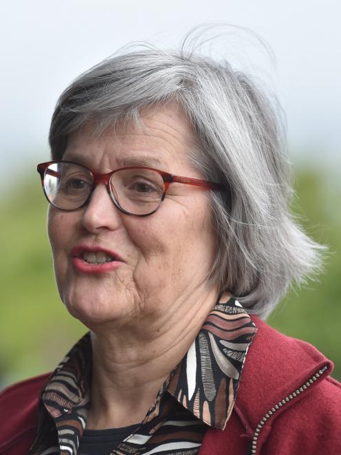 Conservation Minister Eugenie Sage