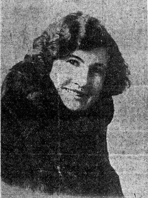 A Hollywood career was offered to Margarette Boult in the 1920s but it never came to pass. Photo: Supplied