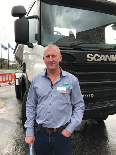 New Zealand Groundspread Fertilisers Association president  Dean Brooks