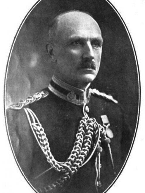 Colonel Robert Logan, the Maniototo farmer who became administrator of Western Samoa. Photo: Wikimedia Commons