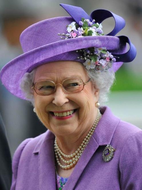 The Queen will meet Donald Trump at Windsor Castle. Photo: Reuters