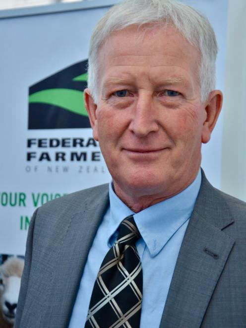 Federated Farmers Southland president Geoffrey Young. Photo: Supplied