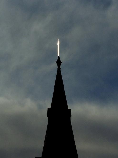 St Matthew's Church. Photo: ODT files
