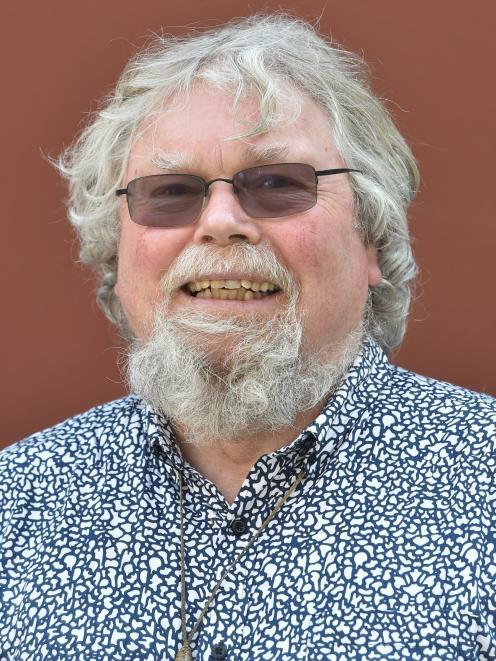 Prof Warren Tate. Photo: Peter McIntosh