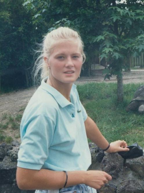 Heidi Paakkonen, who went missing with Urban Hoglin in the Coromandel bush in 1989.