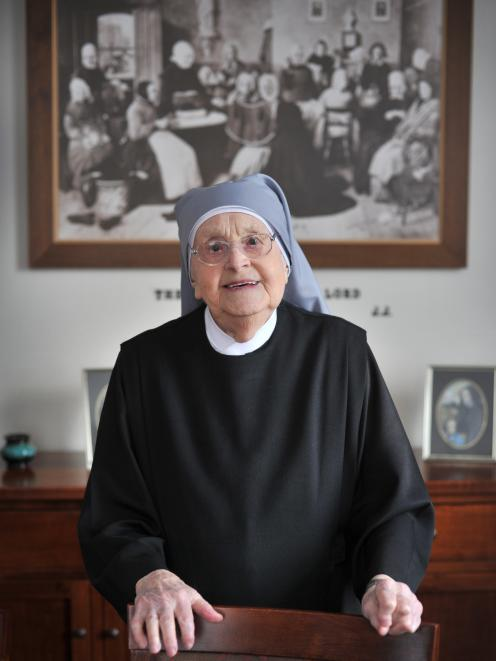 Sister Marie Fitzpatrick (104) reflects on 85 years with Little Sisters of the Poor at its...