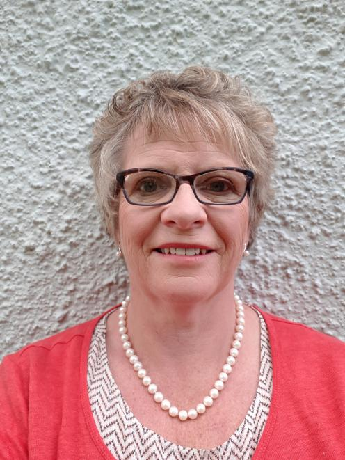 Gill Naylor, of Becks, is Rural Women New Zealand's new environmental spokeswoman and board member. Photo: Yvonne O'Hara