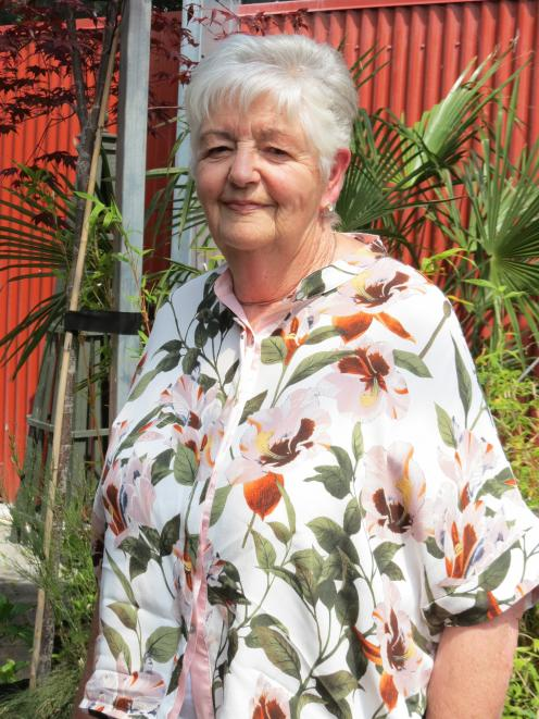 Margaret Pittaway, of Lowburn, has stepped down from the Rural Women New Zealand board and is considering her next move. Photo: Yvonne O'Hara