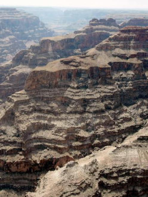 The Grand Canyon. Photo: Getty