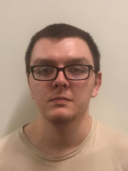 A booking photo of shooting suspect Zephen Xaver. Photo: Reuters