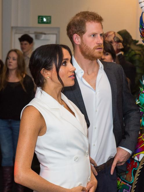 Prince Harry and Meghan Markle clearly made an impact on New Zealanders during their visit last...