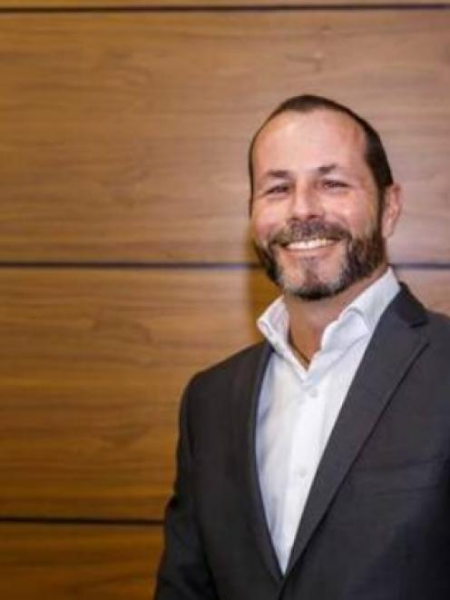 Former Vodafone CFO Mark Aue has been appointed new CEO of 2degrees. Photo: Supplied