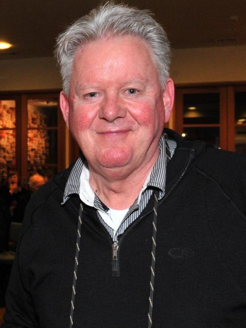 George Kay, former Otago Boys' High School history teacher, in a 2014 photograph. Photo: ODT files