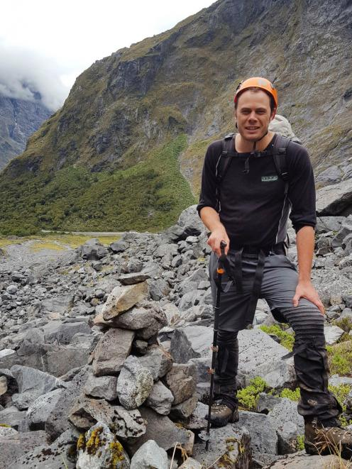 Peter Wilson, president of Federated Mountain Clubs of New Zealand. Photo: Supplied