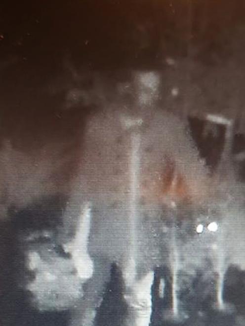 When Blueskin Nurseries posted this CCTV still on Facebook, Reginald Ozanne was soon caught by...