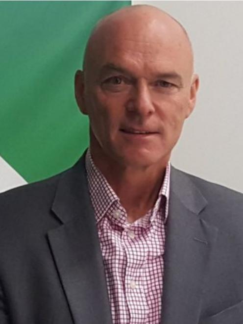 Stephen Barclay, former head of the KiwiBuild unit. Photo: RNZ