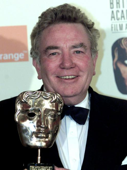 Veteran British actor Albert Finney has died at age 82. Photo: Reuters