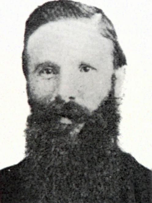 Mine manager at the time of the disaster, William Hodge. Photo: Supplied