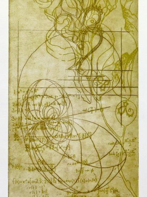 Equations: An Attempt to Chart the Infinite, by Bronwyn Mohring
