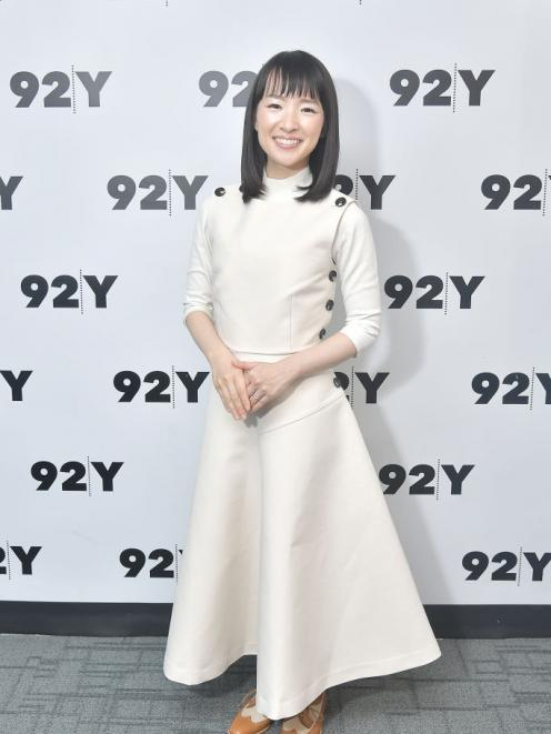 Marie Kondo. Photo: Getty Images