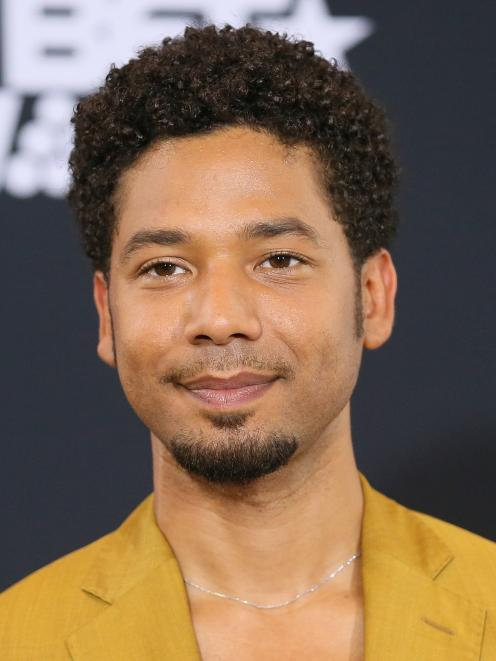 Empire' actor charged with filing false police report | Otago Daily