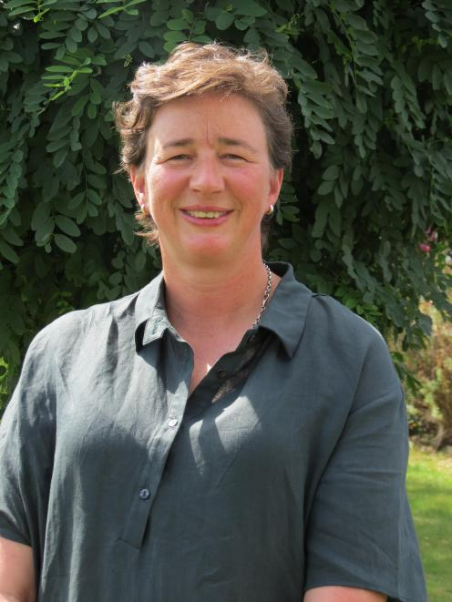 Dr Helen Darling, of Lowburn, is passionate abut the food supply chain and food literacy. Photo: Yvonne O'Hara