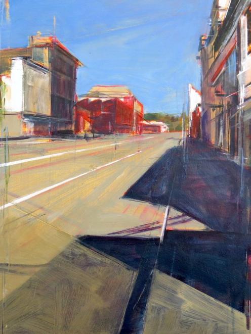High Street, Dunedin, by Tom Voyce