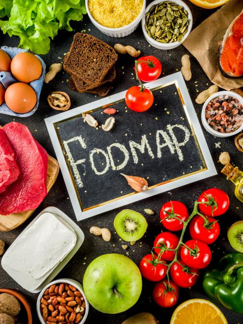 """""""Fodmap'' is the acronym for Fermentable Oligosaccharides, Disaccharides, Monosaccharides and Polyols, a group of short-chain carbohydrates and sugar alcohols (polyols). Photo: Getty Images"""