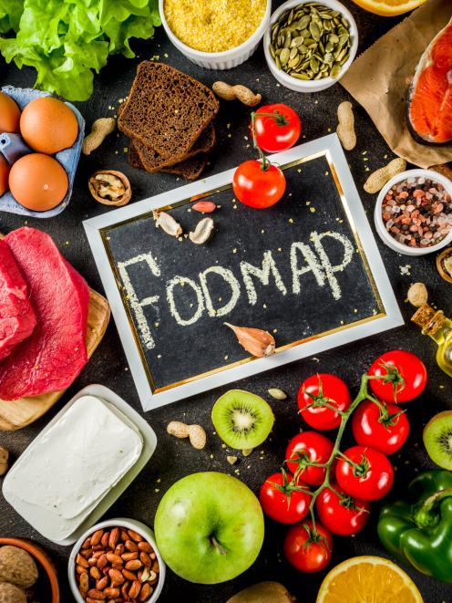 """Fodmap''是Fermentable Oligosaccharides,Disaccharides,Monosaccharides and Polyols,一组短链碳水化合物和糖醇(多元醇)的首字母缩写。照片:Getty Images"