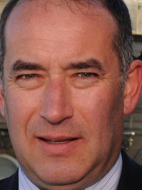 Allied Press chief executive Grant McKenzie