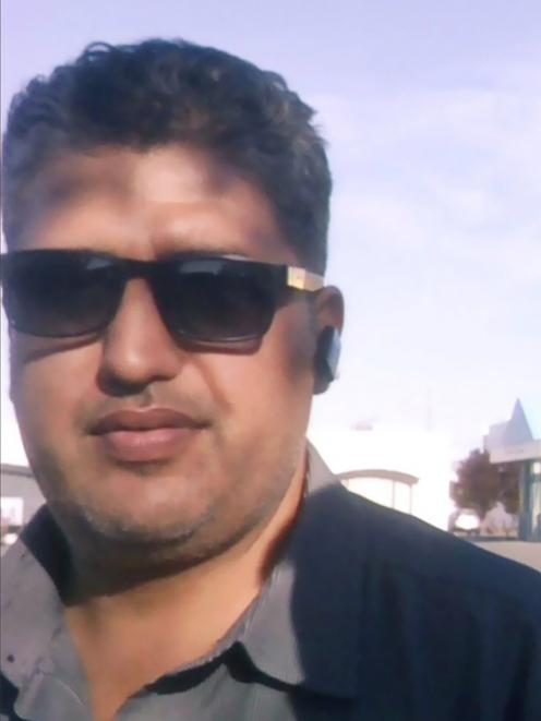Christchurch terror attack victim Kamel Darwish. Photo: Supplied