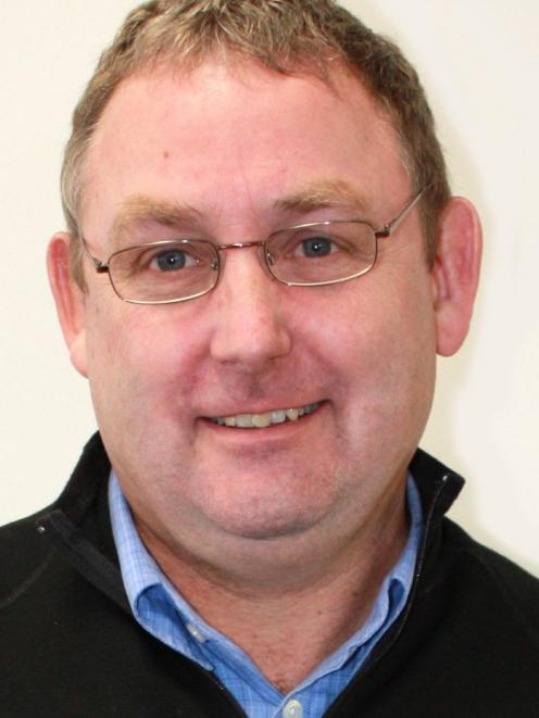 NZM's commercial manager Keith Ovens. Photo: ODT files