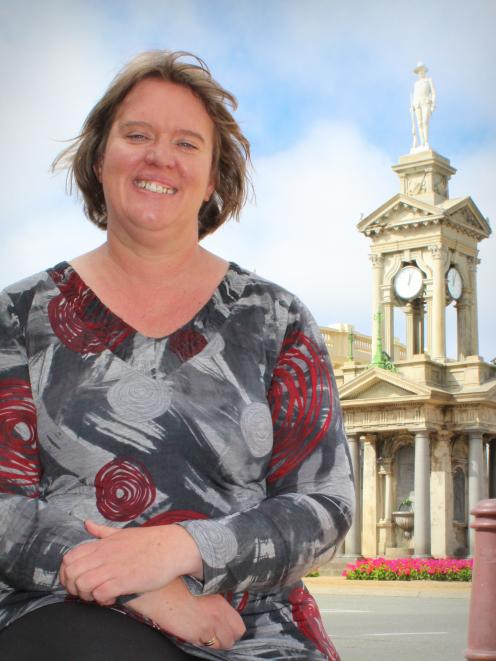 Invercargill's deputy mayor Rebecca Amundsen has announced she will run for mayor. Photo: Petrina Wright