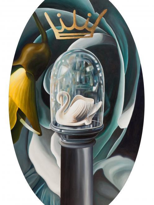 Rod Eales的作品(从顶部)进入Limelight
