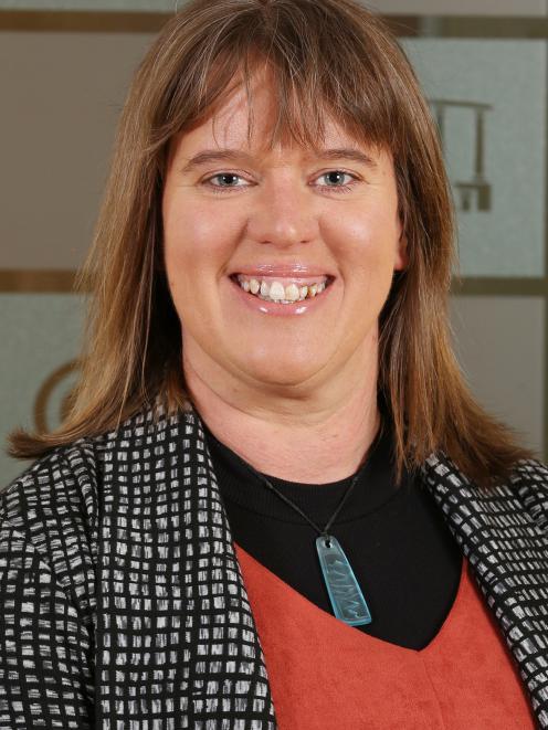 Invercargill deputy mayor Rebecca Amundsen is challenging Sir Tim Shadbolt. Photo: Supplied