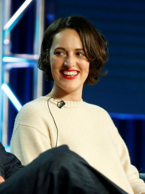 Phoebe Waller-Bridge who wrote and starred in the British comedy-drama Fleabag. Photo: Reuters
