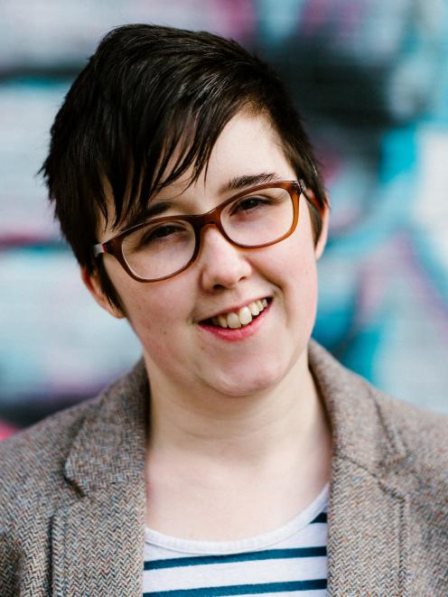 Lyra McKee. Photo: Reuters