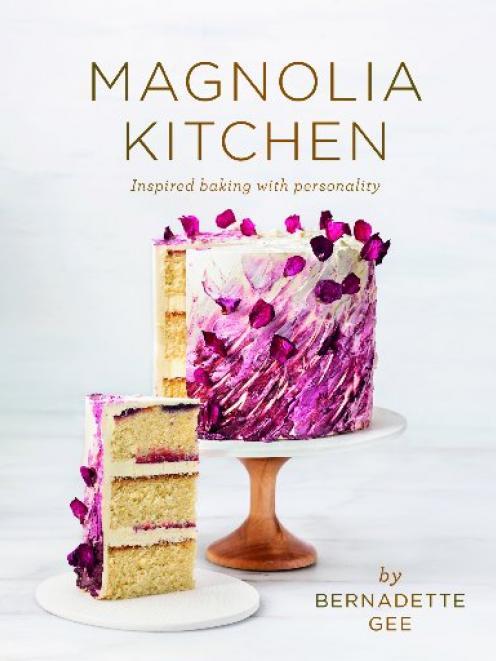 Magnolia Kitchen, by Bernadette Gee, Published by Allen & Unwin, RRP$45.