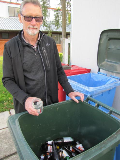 Central Otago District Council environmental engineering manager Peter Greenwood ponders the fate...