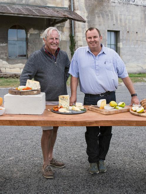 Bob and Simon Berry