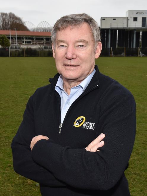 Sport Otago chief executive John Brimble.