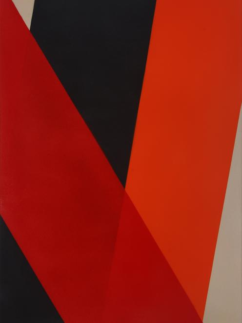 Rosso Corsa, by Leanne Morrison. Photos: Milford Gallery
