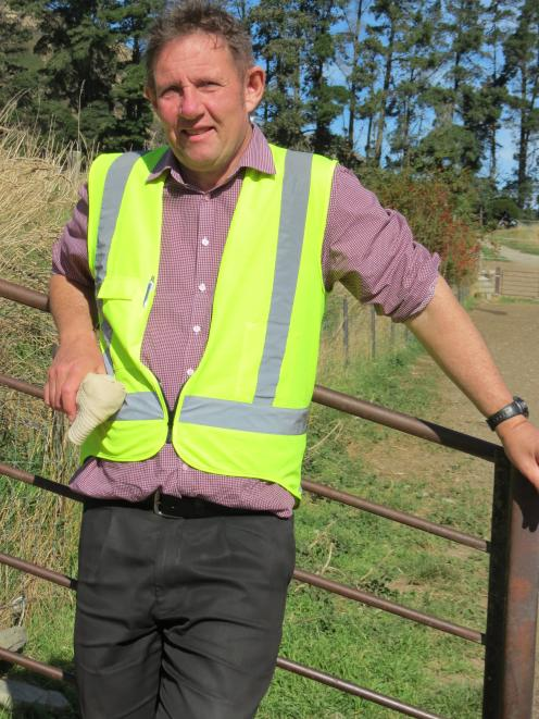 Lincoln University's Prof Jonathan Hickford said there was expected to be a shortage of workers in agricultural support services, and the STEM (Science, Technology, Engineering and Maths) areas and that needed to be addressed. Photo: Yvonne O'Hara