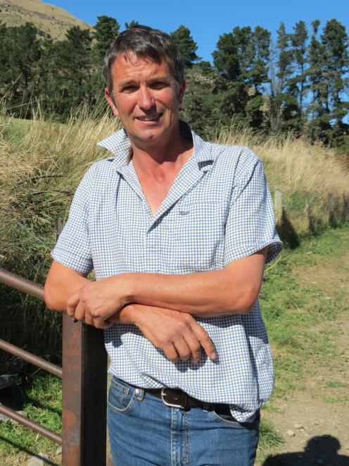 Rick McNeilly manages Mt Grand Station near Lake Hawea for Lincoln University. In addition to running sheep and cattle commercially, the property is often home to students undertaking research projects. Photo: Yvonne O'Hara