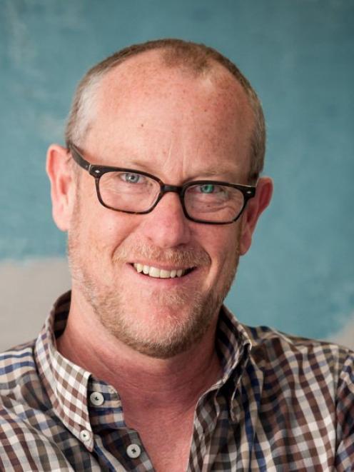 Prof Tim Naish