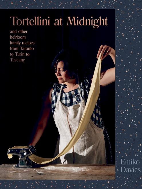 Tortellini at Midnight, by Emiko Davies, published by Hardie Grant Books, RRP $52.